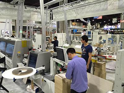 Wei Lun Technology To Participate In 2016 Atlanta International Woodworking Machinery Exhibition 广州纬纶信息科技有限公司